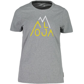 Maloja BaselgiaM. T-Shirt Women grey melange